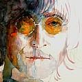 John Winston Lennon by Paul Lovering