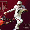 Johnny Football by GCannon