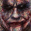 Joker - Face I by Rachel Scott