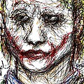 Joker - Interrogation by Rachel Scott
