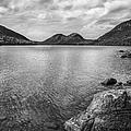 Jordan Pond Acadia National Park Maine. by Diane Diederich