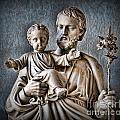Joseph Of Nazareth by Lee Dos Santos