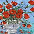 Jubilee Poppies by Catherine Howard