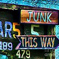 Junk This Way by Julie Dant