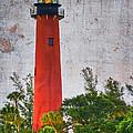 Jupiter Lighthouse by Debra and Dave Vanderlaan