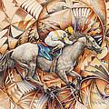 Kaleidoscope Rider by Ricardo Chavez-Mendez
