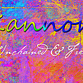Kannon - Unchained And Free by Christopher Gaston