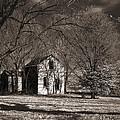Kansas Farm House I