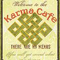 Karma Cafe by Debbie DeWitt