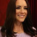Kate Middleton Duchess Of Cambridge by Lee Dos Santos