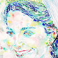 Kate Middleton Portrait.2 by Fabrizio Cassetta