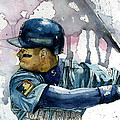 Ken Griffey Jr. by Michael  Pattison