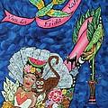 Kick Up Your Heels Frida by Ilene Satala
