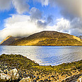 Killary Fjord - Irish Panorama Poster by Mark Tisdale