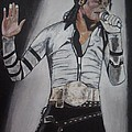 King Of Pop by Demitrius Roberts