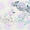 Kiss To A New Born by Barbara Orenya