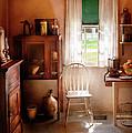Kitchen - A Cottage Kitchen  by Mike Savad