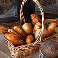 Kitchen - Food - Bread - Fresh Bread  by Mike Savad