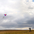 Kite Flying by Bill Cannon
