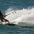 Kite Surfer 04 by Rick Piper Photography