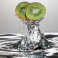 Kiwi Freshsplash by Steve Gadomski