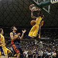 Kobe Bryant Dunk by Mountain Dreams