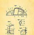 Komenda Vw Beetle Body Design Patent Art 1943 by Ian Monk