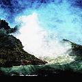 Kona Sea by Athala Carole Bruckner