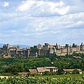 La Cite De Carcassonne by France  Art