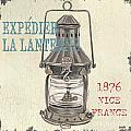 La Mer Lanterne by Debbie DeWitt
