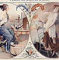 La Vie Parisienne 1922 1920s France Leo by The Advertising Archives