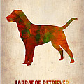 Labrador Retriever Poster Print by Naxart Studio