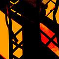 Ladderback Flamenco by Lin Haring