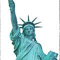 Lady Liberty by Jaroslav Frank