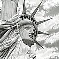 Lady Liberty  by Sarah Batalka