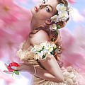 Lady Of The Camellias by Drazenka Kimpel