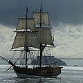 Lady Washington by Sabine Stetson