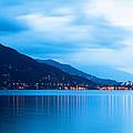 Lake Maggiore Before Sunrise by Susan Schmitz