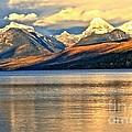 Lake Mcdonald Sunset by Adam Jewell