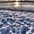 Lake Mjosa Sunset by Chris Shirley