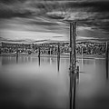 Lake Oyeren II by Erik Brede