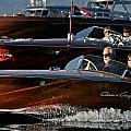 Lake Tahoe Speedboats by Steven Lapkin