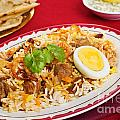 Lamb Biryani by Colin and Linda McKie