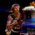 Larry Bird by Marvin Blaine
