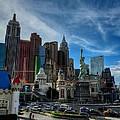 Las Vegas 051 by Lance Vaughn