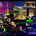 Las Vegas Igniting Your Fire by Christine Mayfield