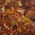 Last Fall In Monroe by Thu Nguyen