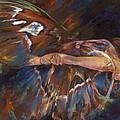 Last Flight by Karina Llergo Salto