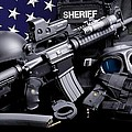 Law Enforcement Tactical Sheriff by Gary Yost
