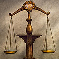 Lawyer - Scale - Fair And Just by Mike Savad